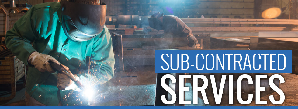 Sub-Contracted Services
