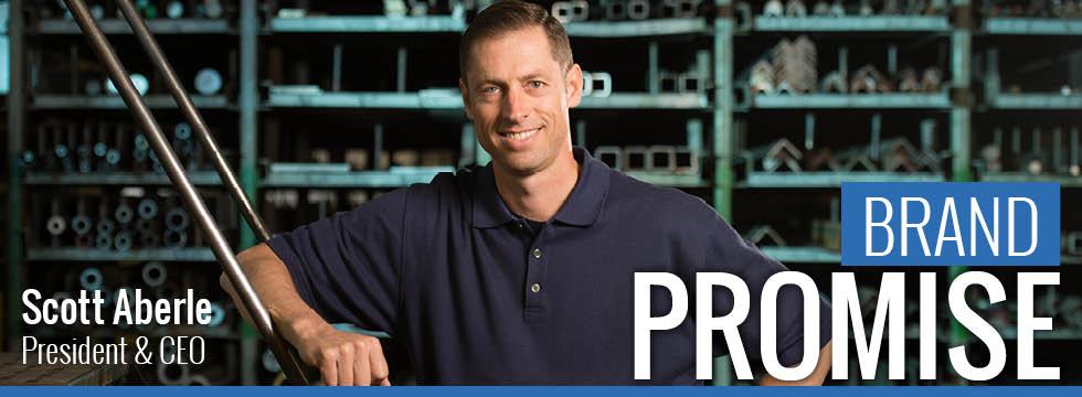 Scott Aberle - Brand Promise